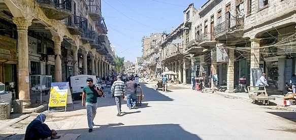 100 عام وشارع الرشيد شاهد العراق