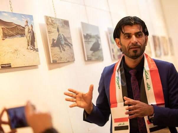 معرض للصور الفوتغرافيه للفنان ميثم الموسوي في سوريا