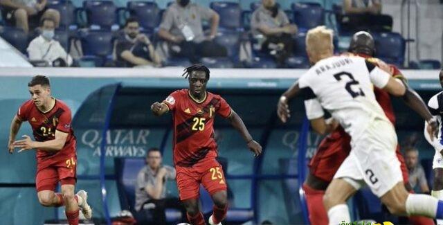 بلجيكا بأقوىٰ سجل في دور المجموعات منذ تاريخه!